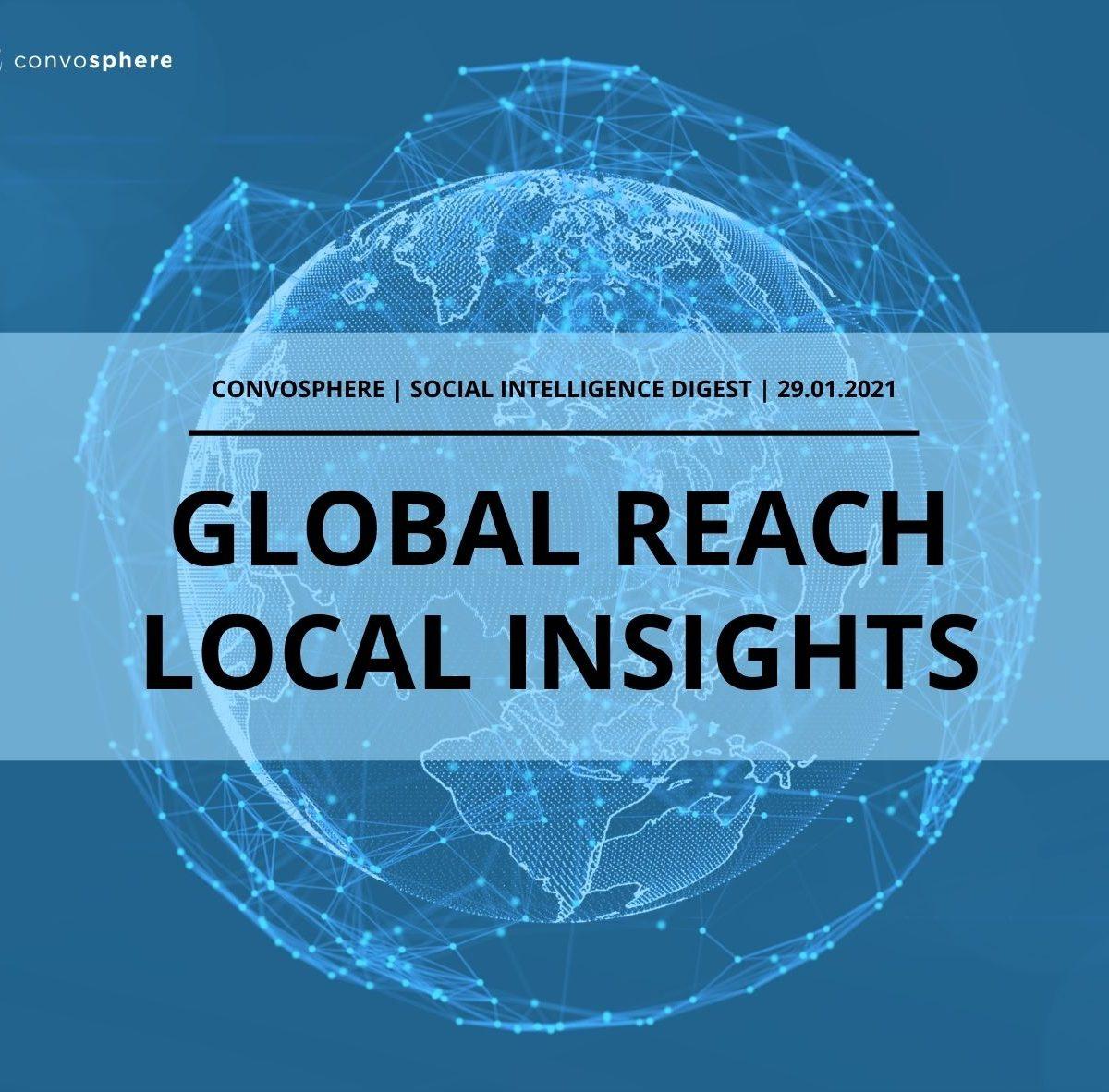 Social Intelligence Digest newsletter - Jan 2021