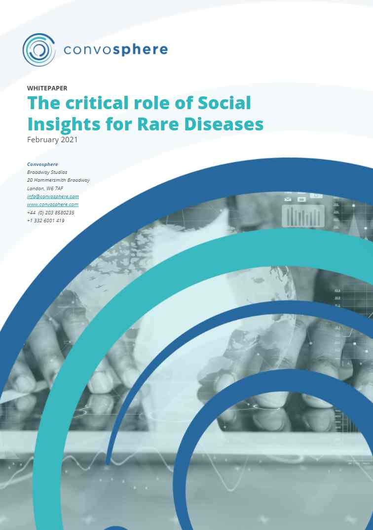 front page rare diseases report