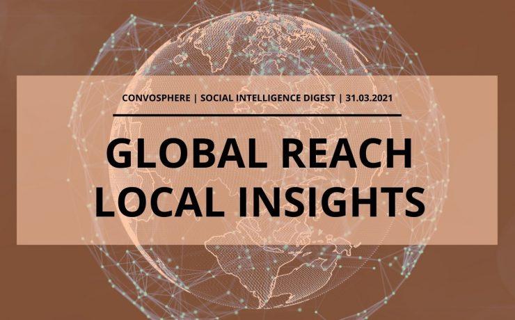 Social Intelligence Digest newsletter - March 2021