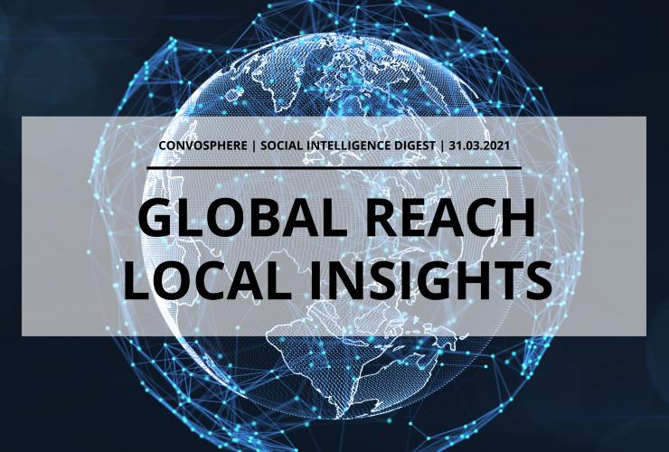 Convosphere Social Intelligence Digest newsletter