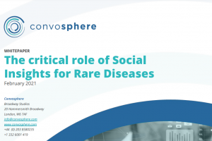 Whitepaper About The Critical Role of Social Insights for Rare Diseases