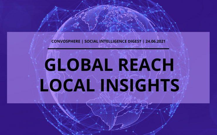 Social Intelligence Digest - June 2021