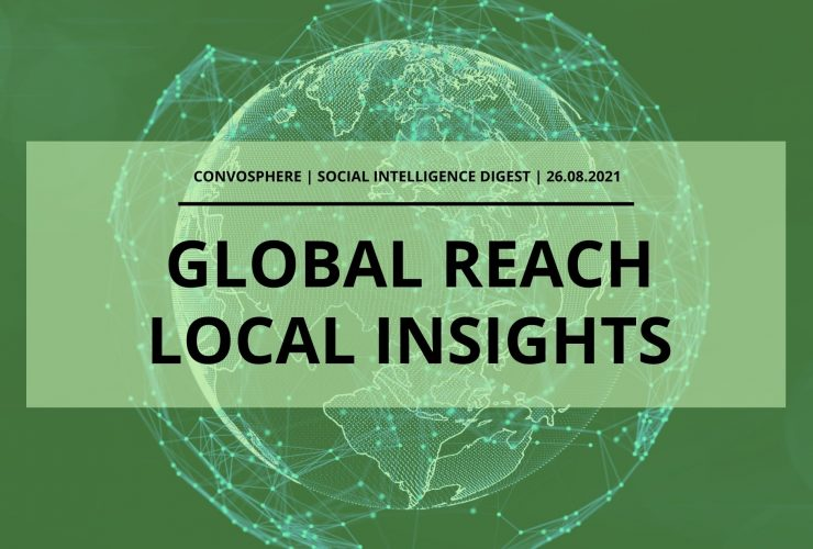 Social Intelligence Digest - August2021