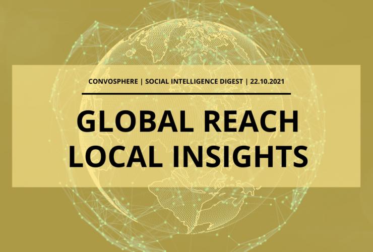 Social Intelligence Digest - October 2021